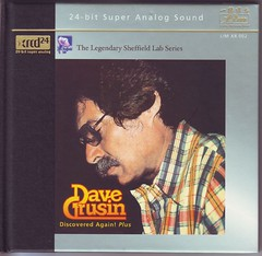 Dave Grusin - Discovered Again! Plus [XRCD24] - Front