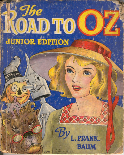 road to oz