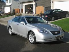 Gayle's new Lexus ES 350