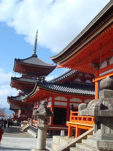 kyotomidzu entrance and gates