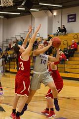 Women's Basketball 2016 - 2017 (Knox College) Tags: knoxcollege prairiefire women college basketball monmouth athletics sports indoor team basketballwomen201735994