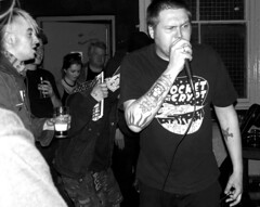 Big Difference (everythingstops) Tags: crust punk sheffield hardcore thrash cricketersarms bigdifference beanheadhardcore
