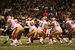 IMG_2935 (SoBad) Tags: new football orleans nfl saints vs superdome 49rs
