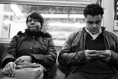 Ney York City (wolfgang.brinken) Tags: usa newyorkcity street blackwhite people olympus pen wolfgang brinken leica 25mm 14