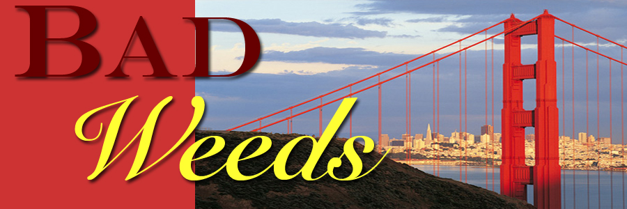 bad weeds logo april 2006