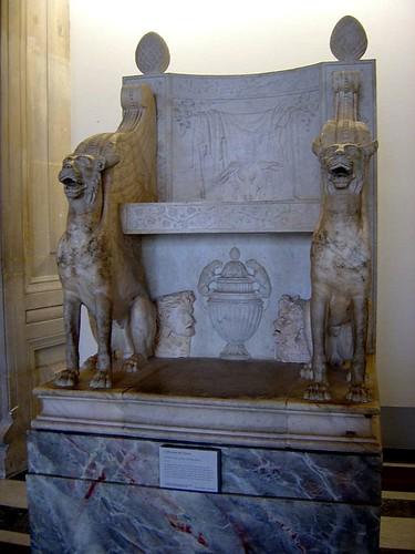 Rome Decorative Arts And Furniture Drewidhistory