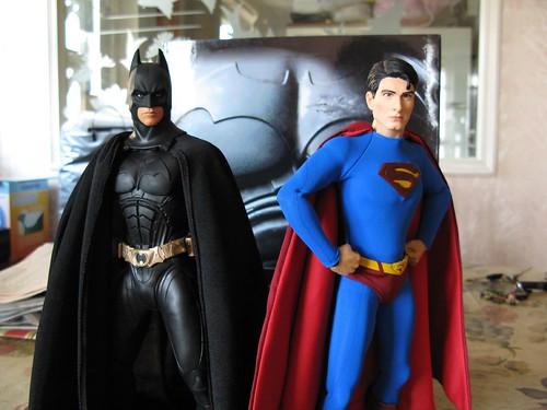 Batman Begins Superman Returns 1