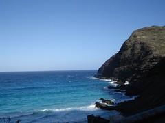 Makapu'u Point (aggiegogo) Tags: water hawaii sand waves oahu hiking surfing waterfalls agathe rentalcar sandybeach makapuubeach manoafalls eastoahu sharack kailiabeach waimanolobeach