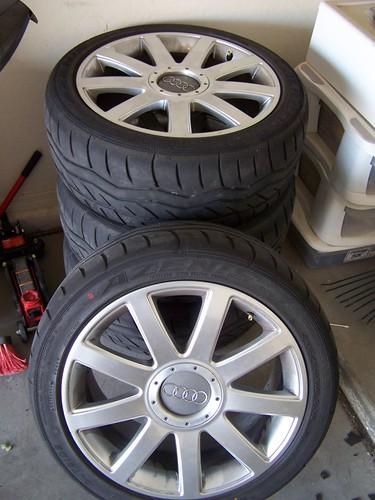 Vwvortexcom Wtb Audi A4 B6 18 Ultrasport Wheels