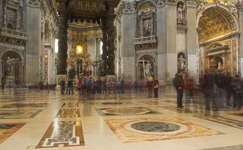 św. Piotra Bazylika : Rzym : Włochy