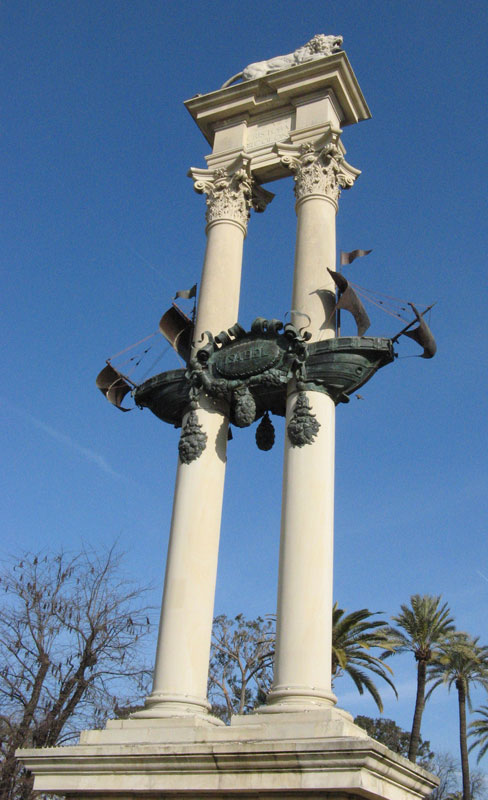 Columbus column
