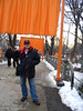 Me with the Gates (bmcguirk) Tags: nyc 2005 gatesmemory me centralpark