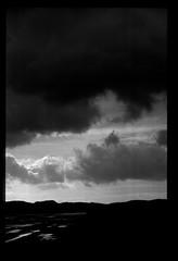 IMG004 (scottishchris) Tags: agfascala scala scotland bw airport oban westcoast film 35mm olympusom2