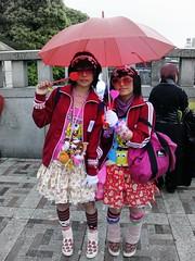 Xu hướng ăn mặc Harajuku xuất phát từ đâu?