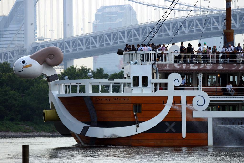 One Piece Ship!