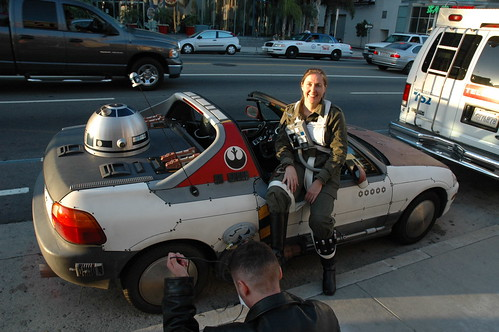 The A-Wing car