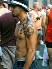 decadence03 007 (EgOiStE) Tags: gay tattoo neworleans frenchquarter mardigras decadence southerndecadence