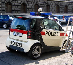Smart police cars