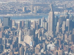 Empire State Building from Air