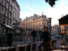 daubenton2 (Giulia_) Tags: paris france caf nordfrance ledefrance soir rue rivegauche monge mai05 censier daubenton alljc
