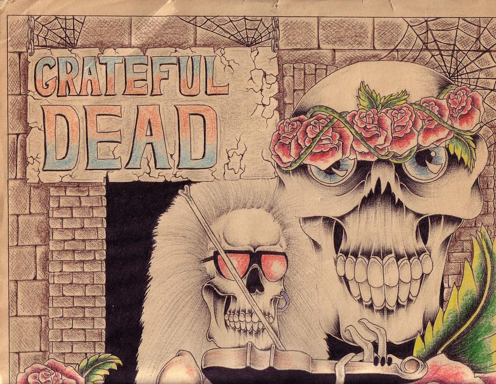 Grateful dead, 1st half