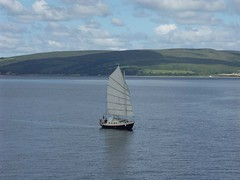 Firth of Clyde (Kentishman) Tags: 2004 boats scotland clyde firth pict0094