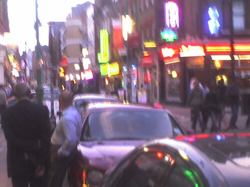 brick lane blur