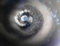you are here (jurvetson) Tags: ice topf25 1025fav spiral 500v20f 500plus dry 500plus20 exploratorium sublimation