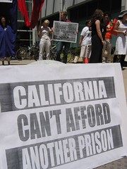 """California Can't Afford Another Prison"""