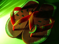 (ri) Tags: verde vermelho chinelodelu melancia filtrop01