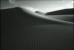 Sand Dune - California (colorcritical) Tags: landscape nature sand bw morning saveme10 savedbythedeletemegroup topf25