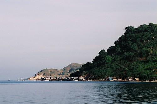 Little island village