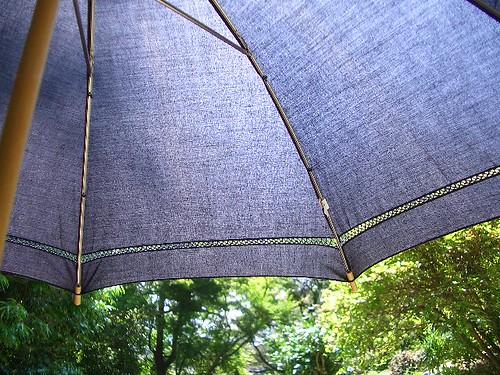 日傘の選びかた