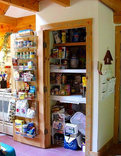Getting the Pantry Organized