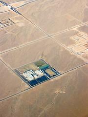 Near Vegas (ckwinny) Tags: vegas desert aerial beginnings updown terraforming photodotocontest1