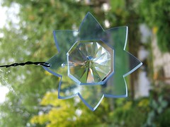 glass star (milov) Tags: star window focalrange macro glass crystal sideways