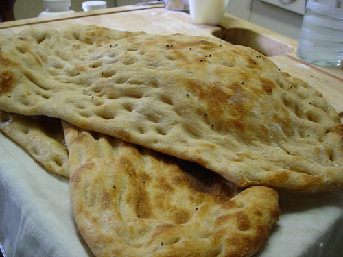 Traditional Naan Bread Recipe