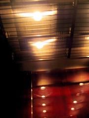 light play (Susan NYC) Tags: nyc newyorkcity abstract lights interiors manhattan ceiling exit columbuscircle timewarner elevators timewarnerbldg