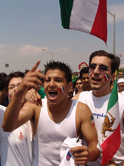 Iranian Celebration (pooyan) Tags: pooyantabatabaei pnvpcom iran iranian soccer worldcup celebration canada toronto football peopleinthenews sport