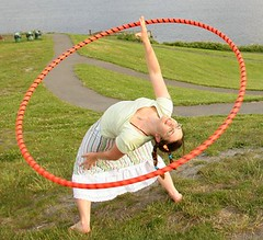 Bend over backwards (.Ariel) Tags: hoopgallery hulahoop hooper hooping ariel backbend gasworks