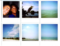 polaroid memories (fubuki) Tags: florida sanibel tampa greywolf seanhfoto meetup beach