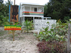 Rasta Art House, Caye Caulker