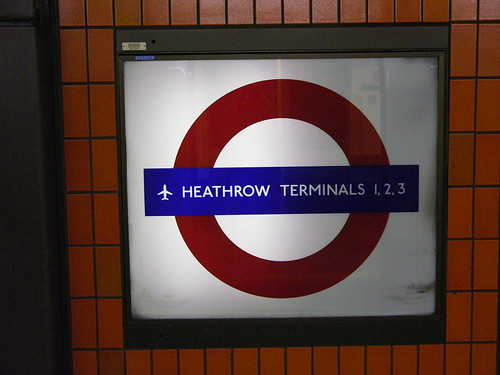 Heathrow Terminals 1,2,3 by Mike Knell, on Flickr