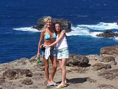 100_0456 (Lisa B.) Tags: maui hawaii people me beach water blue vacation travel tanning sun resort pool plants palmtrees ocean nature mauihawaii massage flowers children aqua