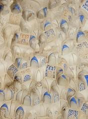 CIMG6767 (emma b) Tags: 2005 june spain andalucia granada alhambra moorish carving white