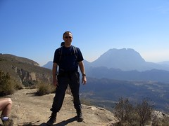 Me in Spain (Paragliding launch site) (Paul_B) Tags: