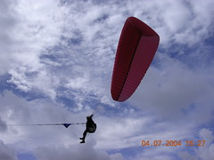 Paragliding (Paul_B) Tags: