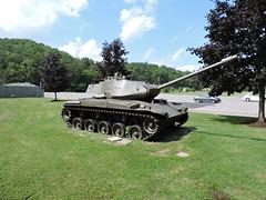 WALKER BULLDOG TANK (SneakinDeacon) Tags: army military bulldog tank m41 walker infantry bluefield citypark