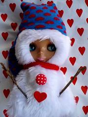 Snow doll :D