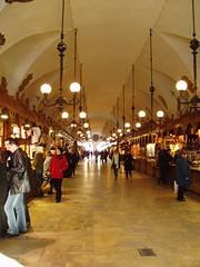 Inside Market Square Building (tbertor1) Tags: square market poland krakow tulio bertorini tuliobertorini
